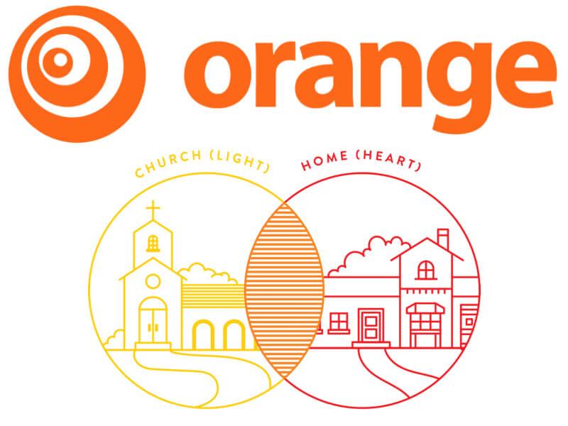 orange church and home program