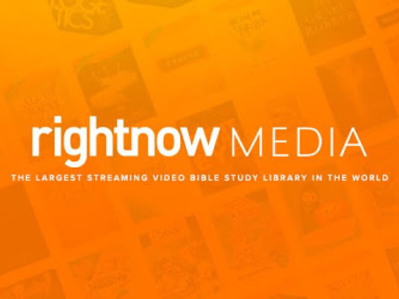 rightnow media advertisment